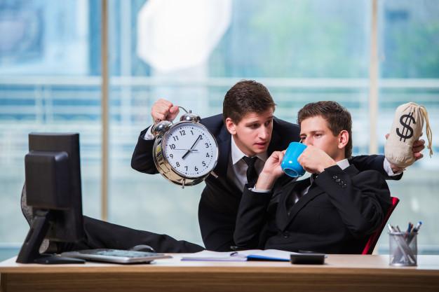 stresset arbejdsliv