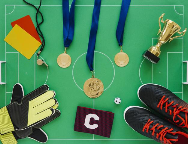 medaljer og pokaler som sportspræmier